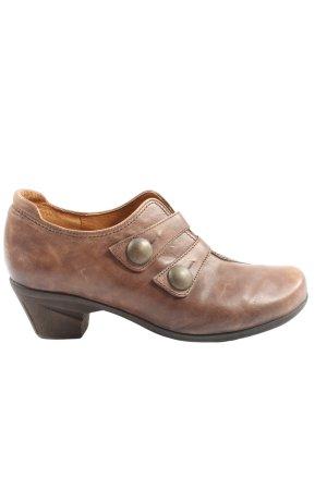 Gabor Low boot brun style décontracté