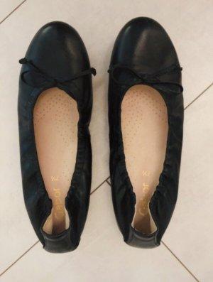 Gabor Ballerina's met kant zwart