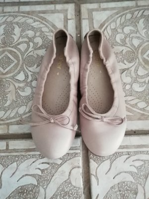 Gabor Mary Jane Ballerinas pink leather