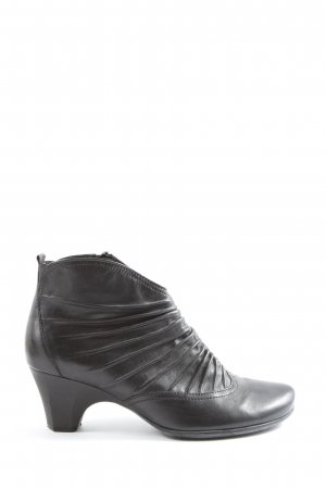 Gabor Booties schwarz Casual-Look