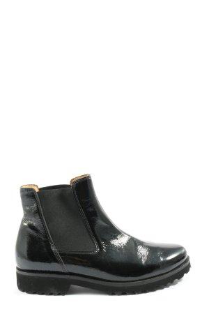 Gabor Chelsea Boot noir style décontracté