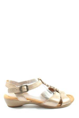 Gabor Comfort Comfort Sandals cream casual look