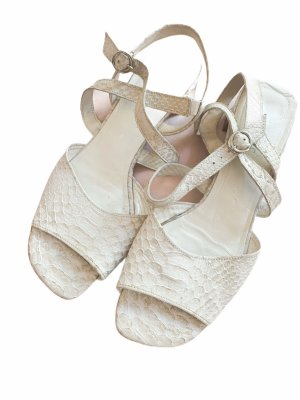 Gabor Outdoor Sandals natural white