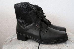 Gabor Cothurne noir cuir
