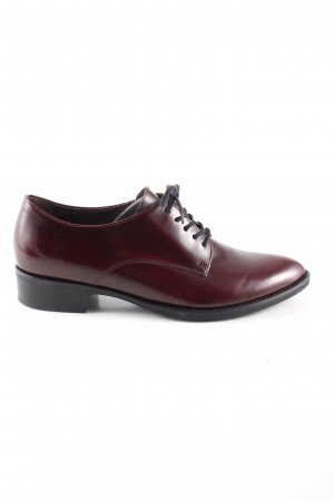 Gabor Derby red business style