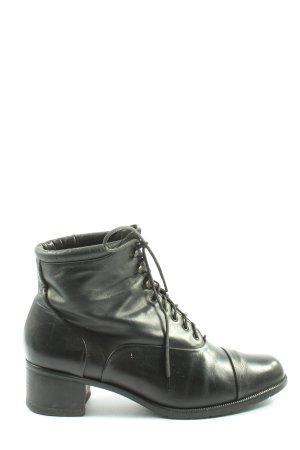 Gabor Desert Boots black casual look