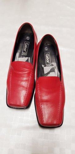 Gabor Echtleder Schuhe Gr 40