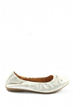 Gabor Bailarinas plegables blanco look casual