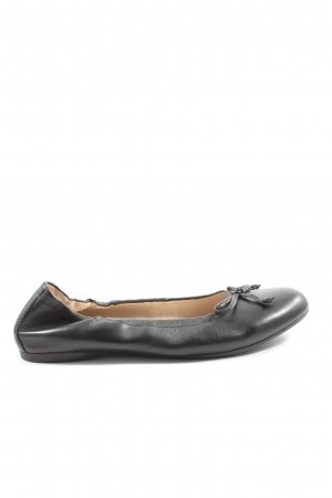 Gabor Foldable Ballet Flats black casual look