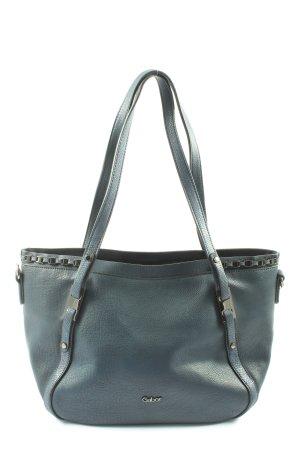 Gabor Carry Bag blue casual look