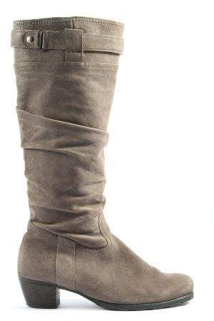 Gabor High Heel Stiefel braun Casual-Look