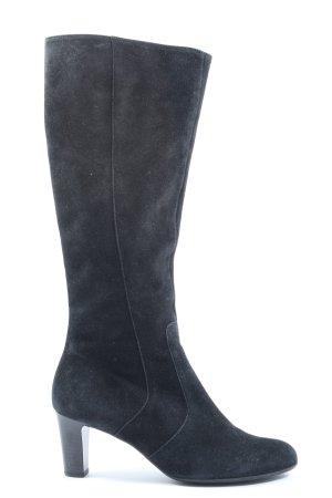 Gabor High Heel Boots black casual look