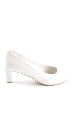 Gabor High Heels weiß Casual-Look