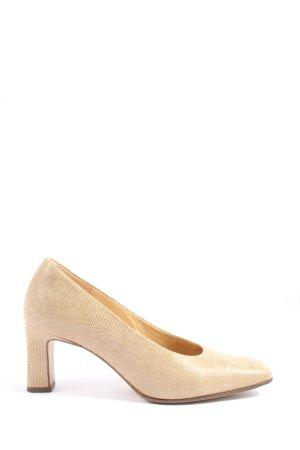 Gabor High Heels wollweiß Casual-Look