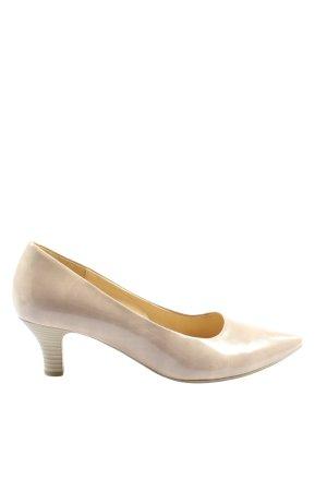 Gabor High Heels wollweiß Elegant