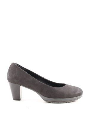 Gabor High Heels hellgrau Casual-Look