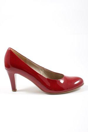 Gabor High Heels rot Casual-Look
