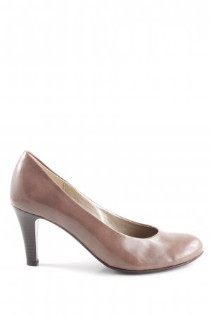 Gabor High Heels braun Business-Look