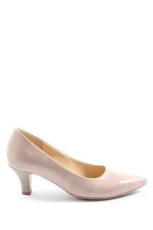Gabor High Heels creme Business-Look