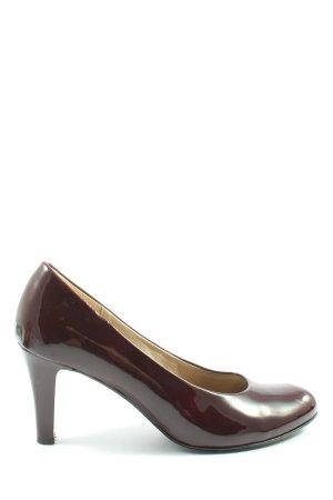 Gabor High Heels braun Casual-Look