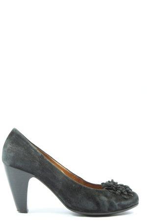 Gabor High Heels schwarz Casual-Look