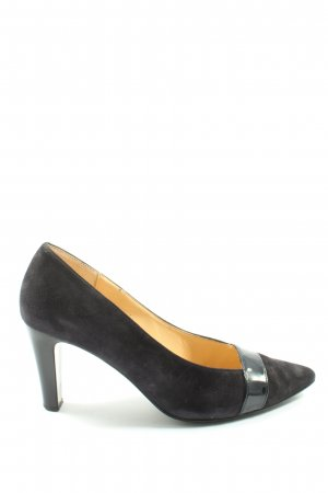 Gabor High Heels blau Casual-Look