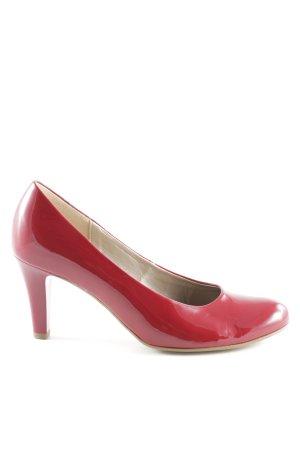 Gabor High Heels dunkelrot Elegant