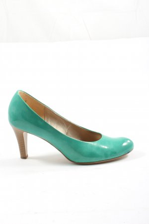 Gabor High Heels türkis Elegant