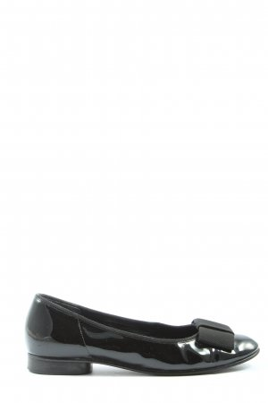 Gabor High-Front Pumps black casual look