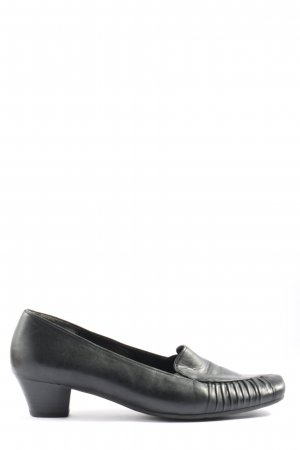 Gabor High-Front Pumps black business style