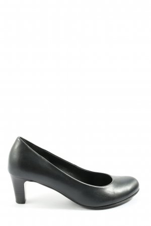 Gabor Hochfront-Pumps schwarz Casual-Look