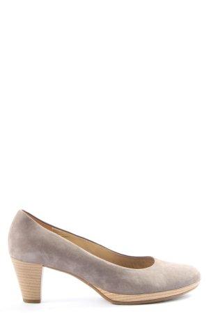 Gabor Loafers bruin zakelijke stijl