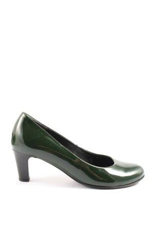 Gabor Chaussure décontractée vert style décontracté