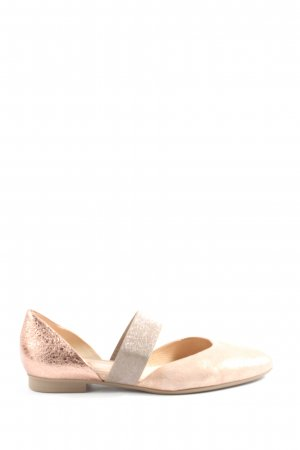 Gabor Mary Jane Ballerinas creme Casual-Look