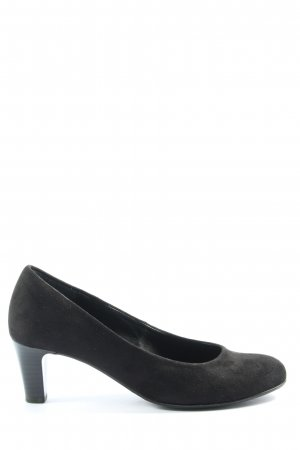 Gabor Loafers black business style
