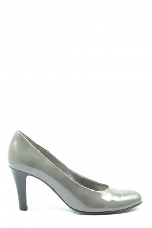 Gabor High-Front Pumps light grey casual look