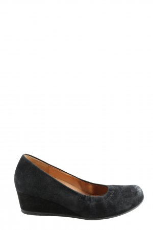 Gabor Keil-Pumps schwarz Business-Look