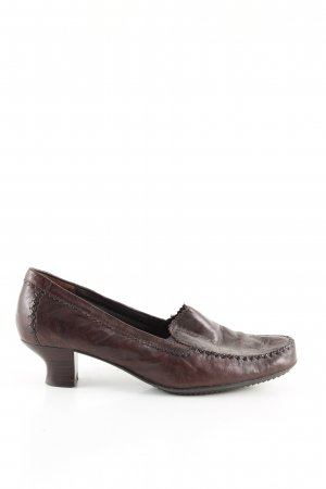 Gabor Keil Pumps braun Casual Look