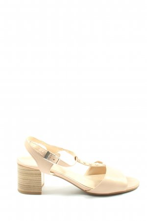 Gabor Komfort-Sandalen creme Casual-Look