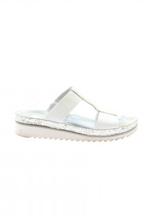 Gabor Comfort Sandals white casual look