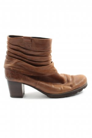Gabor Short Boots brown casual look