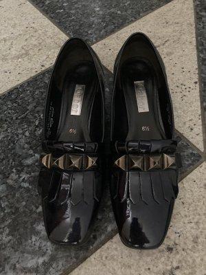 Gabor Loafers zwart-goud