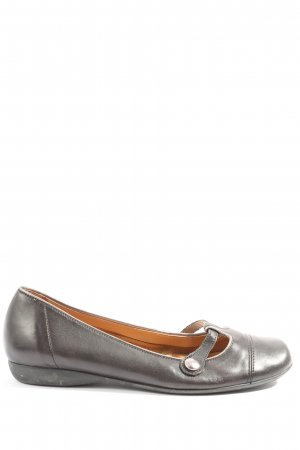 Gabor Mary Jane Ballerinas braun Casual-Look