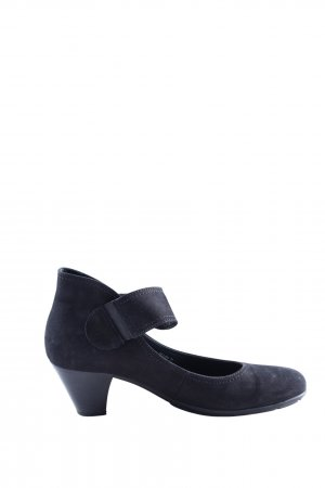 Gabor Mary Jane Pumps schwarz Elegant