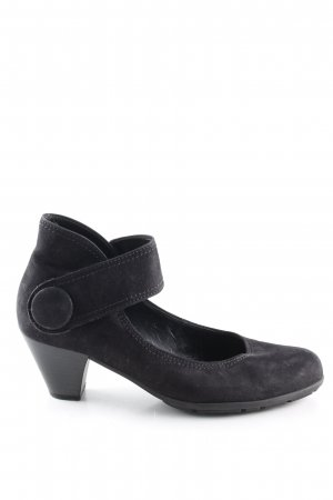 Gabor Mary Jane Pumps schwarz Casual-Look