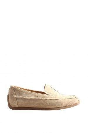 Gabor Moccasins natural white casual look