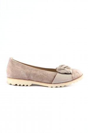 Gabor Moccasins pink casual look