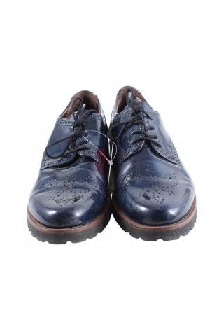 Gabor Oxfords blue business style