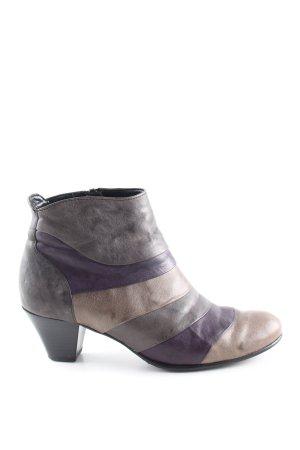 Gabor Reißverschluss-Stiefeletten mehrfarbig Casual-Look