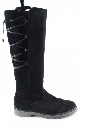 Gabor Riding Boots black casual look